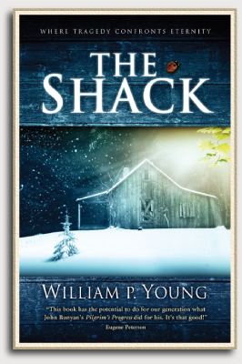 Book cover for The Shack